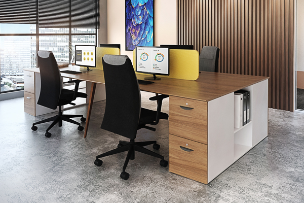 Open Concept Workstations
