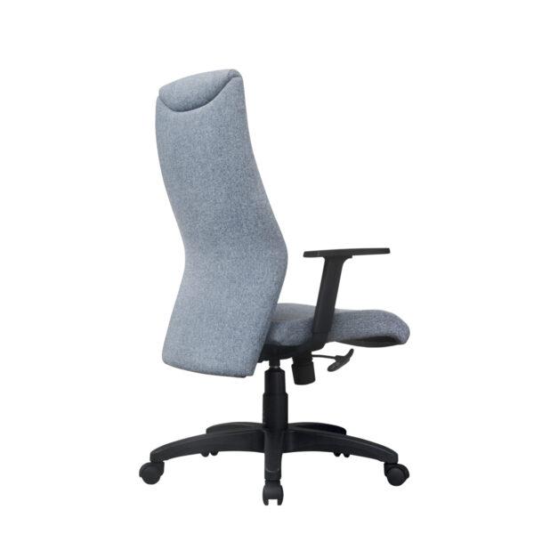 Neva Fabric Mediumback Chair