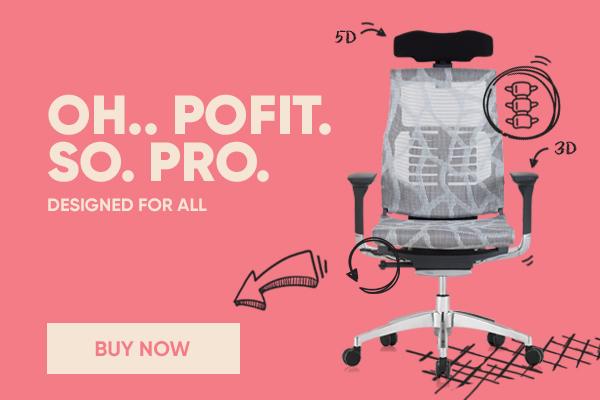 Pofit Ergonomic Chair