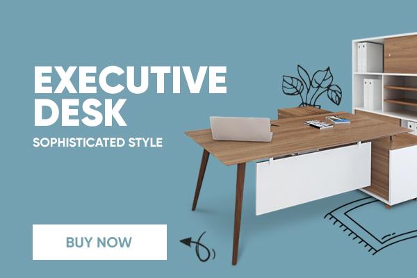 Vesta Executive Desk